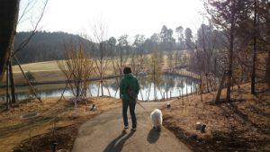 小谷流の里散歩コース2