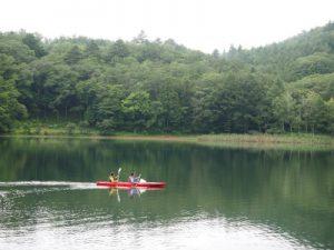 四尾連湖カヤックひといき荘5
